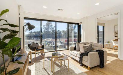 The Henry Canberra - 3 Bedroom Villa