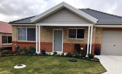 Treeview Estates Retirement Village South Bowenfels - 3 bedroom Villa
